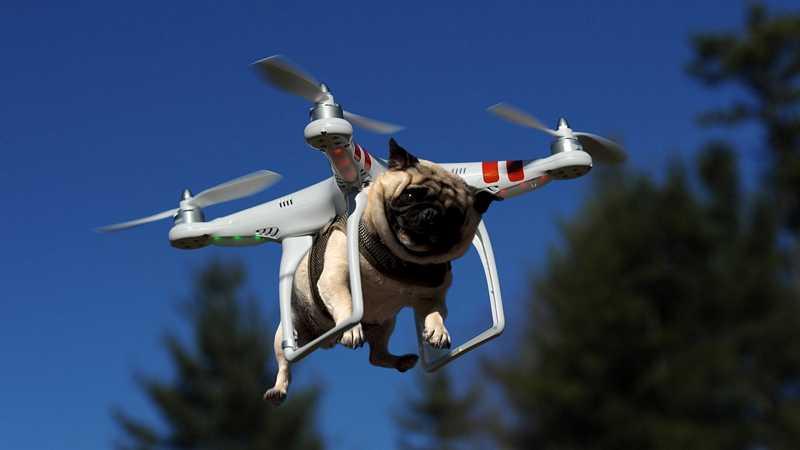 Grabar con drones, el cielo al alcance de tu mano